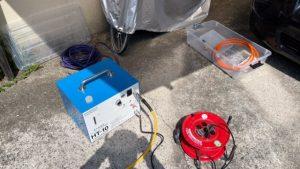 水素ガス発生装置